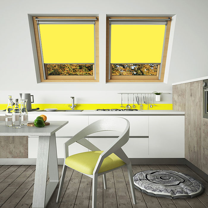 Zest (TRANSLUCENT) Blinds For VELUX®