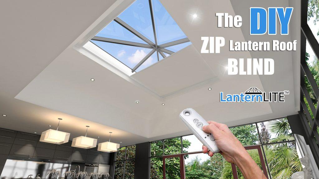 Skylight Blinds Zip Lantern Roof Lantern Blind