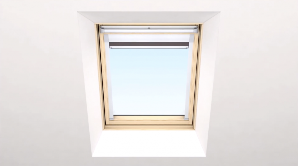 Installing skylight blinds yourself