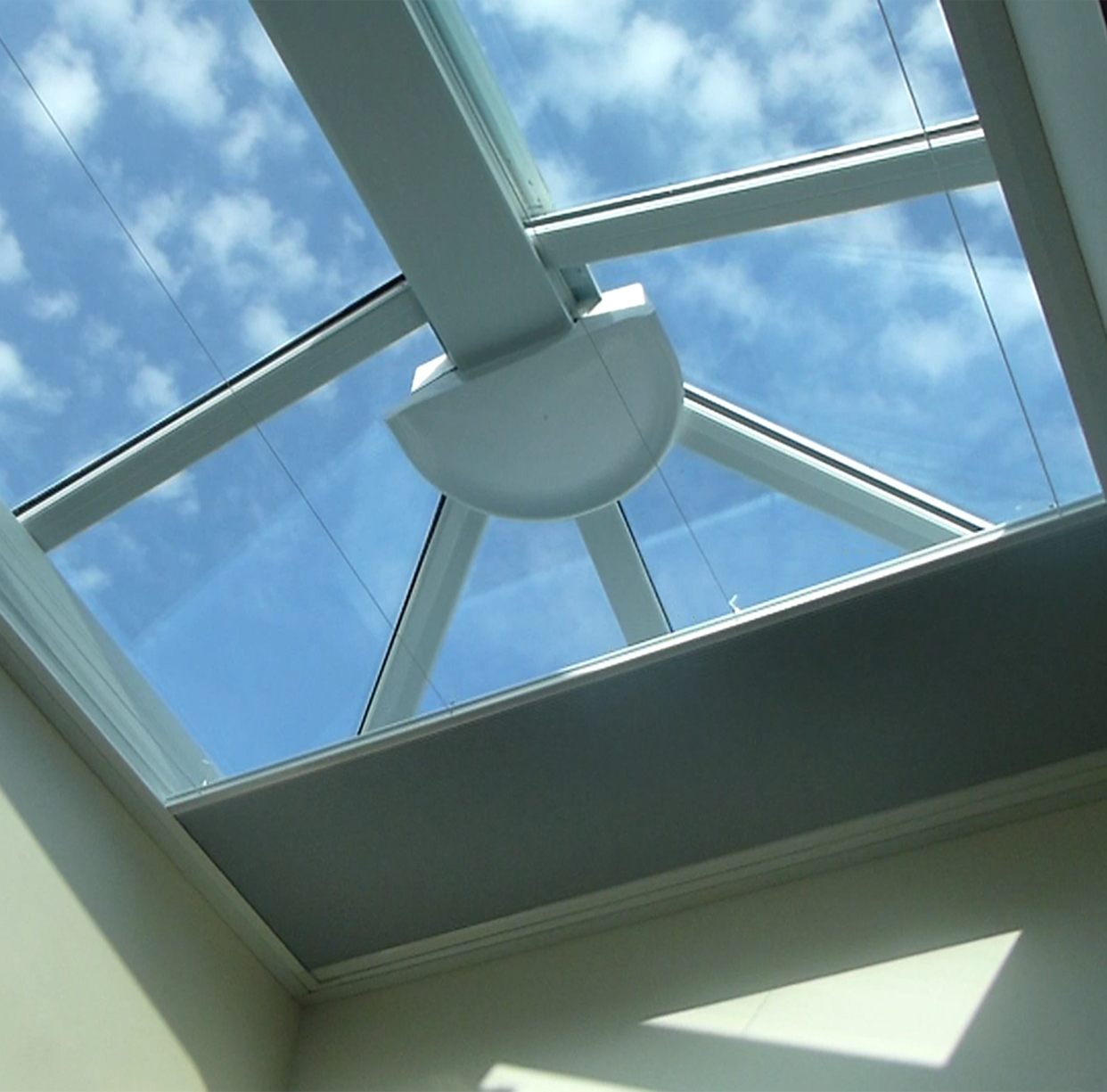 Waterproof Skylight Blinds