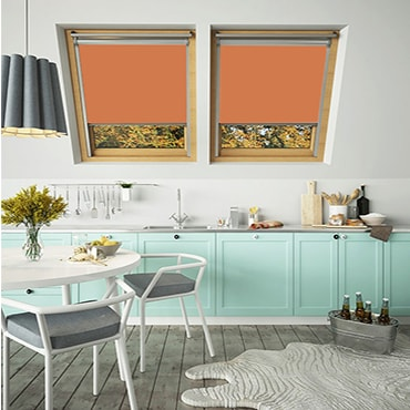 Blinds For White Skylight Windows